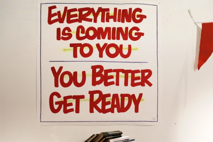 Everything is Coming to You/You Better Get Ready
